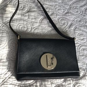 Kate Black Black Crossbody Bag